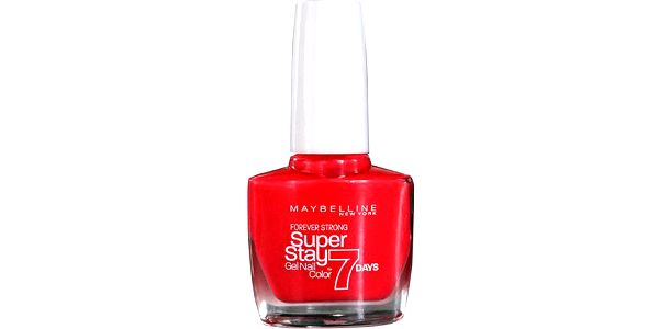 Maybelline Forever Strong Super Stay 7 Days Nail Color 10ml Lak na nehty W - Odstín 635 Surreal