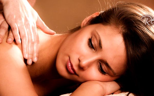 Blahodárná čínská masáž Tuina (60 minut)