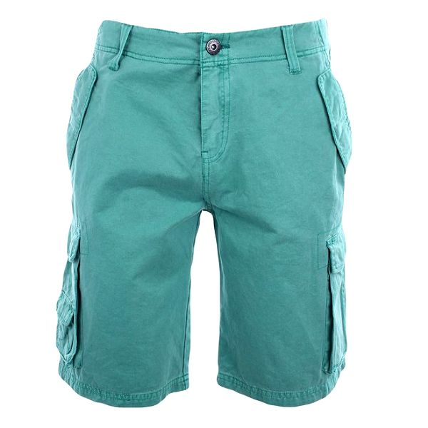 Pánské zelené šortky Fundango