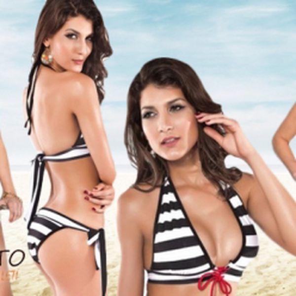Originální dámské dvoudílné PLAVKY od pouhých 299 Kč! Vyberte si ze 2 modelů módních plavek! Kvalitní materiál i provedení je samozřejmostí! Sleva až 45%!