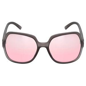 Dámské šedé sluneční brýle s růžovými skly Red Bull