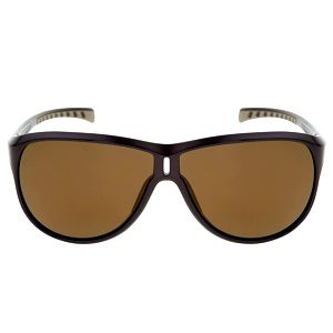 Hnědé sluneční brýle s hnědými skly Red Bull