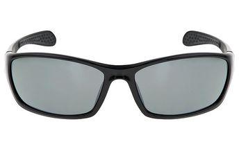 Černé sportovní sluneční brýle Red Bull
