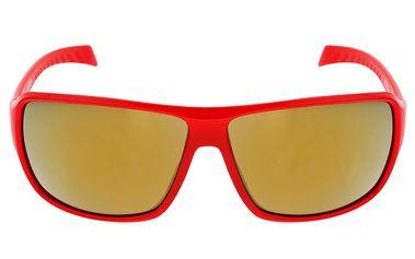 Červené plastové sluneční brýle Red Bull