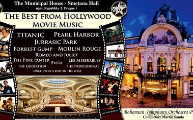 "Koncert ""The Best From Hollywood Music"""