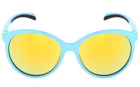 Dámské modré oválné sluneční brýle Red Bull