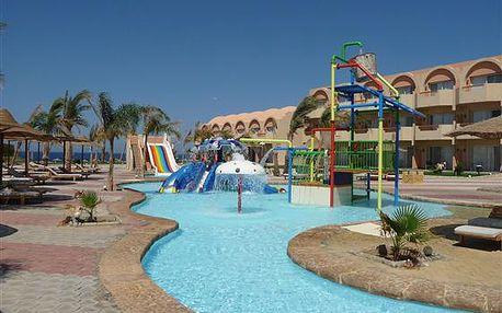 Letecky do Egypta, oblast Marsa Alam. 8 dní s All inclusive v krásném Hotel Triton Sea Beach Resort.