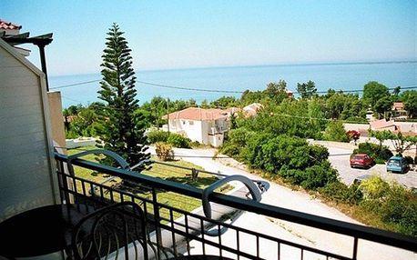 Letecky do Řecka, Kefalonie. 11 dnů v hotelu ANNA.