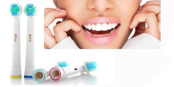 Náhradní hlavice na zubní kartáčky ORAL-B, univerzální