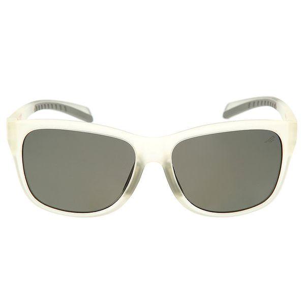 Dámské transparentní sluneční brýle s šedými skly Red Bull