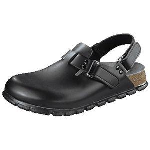 Dámské černé zdravotní sandále Alpro