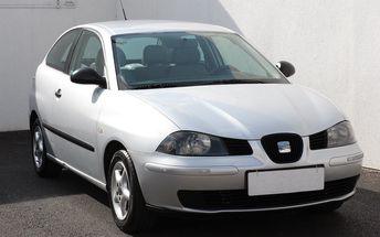 Seat Ibiza 1.2 12V, ČR, sada pneu navíc