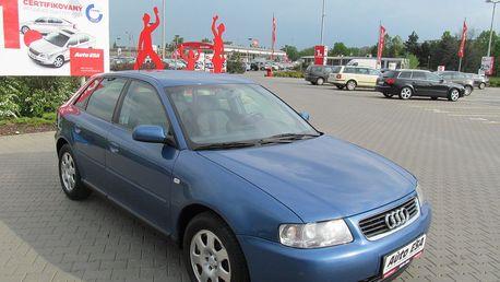 Audi A3 1.6, 2.maj,Serv.kniha,ČR