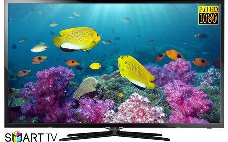 LED televize Samsung s rozhraním Smart TV pro rok 2013, možností nahrávat TV vysílání na USB