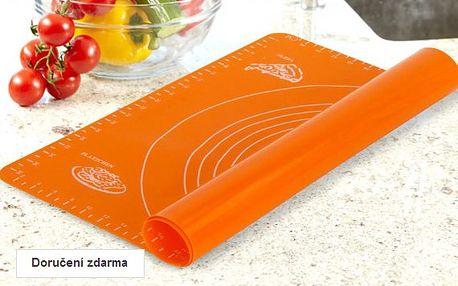 Silikonová kuchyňská deska 60×50 cm
