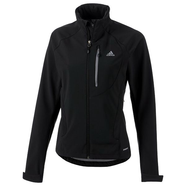 Adidas W Hiking Soft Shell Jacket Black 42