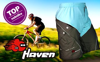 Dámské a pánské volné cyklistické kraťasy Haven Airy
