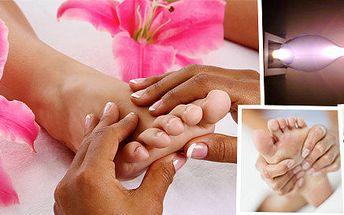 Reflexní lymfatická masáž + stimulace lymfatických drah a mízních uzlin masážními balónky + rozhýbání lymfy PlasmaGenerarorem