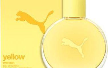 Puma Yellow 60ml EDT Tester W