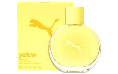 Puma Yellow 60ml EDT Tester W