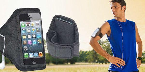 Sportovní pouzdro na telefon i drobnosti