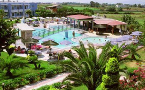 Řecko, oblast Kos, letecky, polopenze, ubytování v 4* hotelu na 8 dní