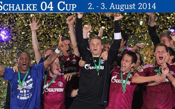 Zájezd na Schalke Cup 2014 do Německa