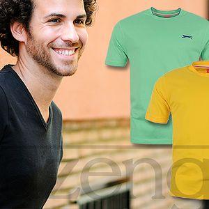 Pánská tričká Slazenger