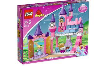 LEGO DUPLO Princezny 6154 - Popelčin zámek