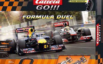 Autodráha Carrera Go GCG1117 - 62270 Formula Duel