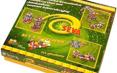 Vista - Stavebnice SEVA 5 - Technic