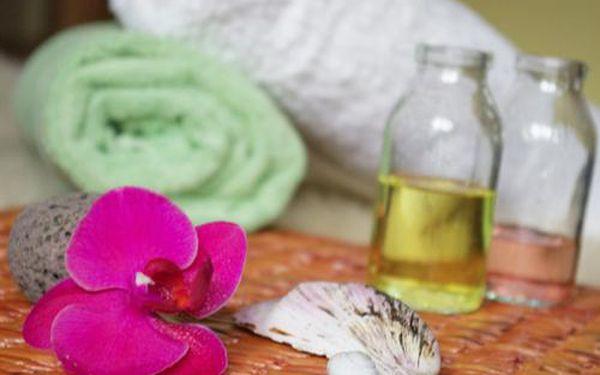 60 minut masáž dle vlastního výběru typu relax a beauty vhodná pro muže i ženy