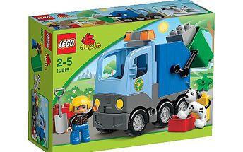 LEGO DUPLO 10519 Popelářský vůz