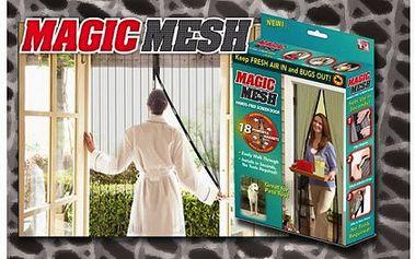 Magnetická síťka na dveře proti otravnému hmyzu! Ochraňte své obydlí od otravného hmyzu a užijte si čerstvý vzduch bez nepříjemných štípanců!