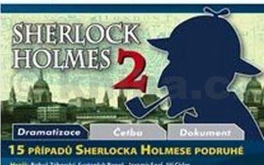 Audiokniha Sherlock Holmes 2