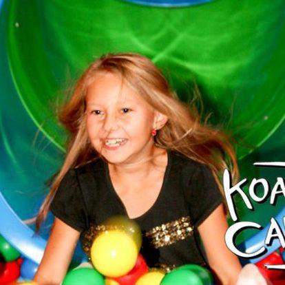 Vstup do dětského světa Koala Café