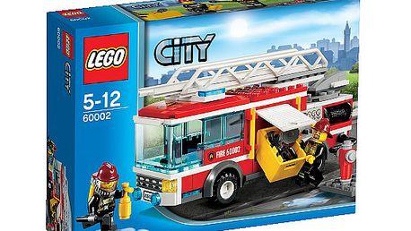LEGO CITY 60002 Hasičské auto