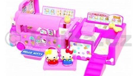 Hello Kitty pojízdná cukrárna