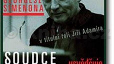 Audiokniha Soudce Froget usvědčuje