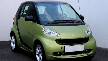 Smart Fortwo 1.0 2011