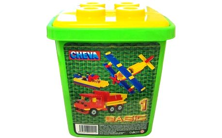 CHEVA 11001 - Stavebnice CHEVA 1