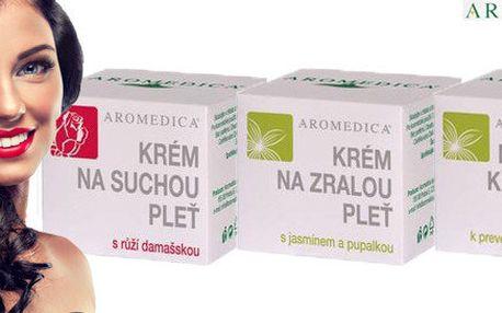 Balíček přípravků proti vráskám Aromedica