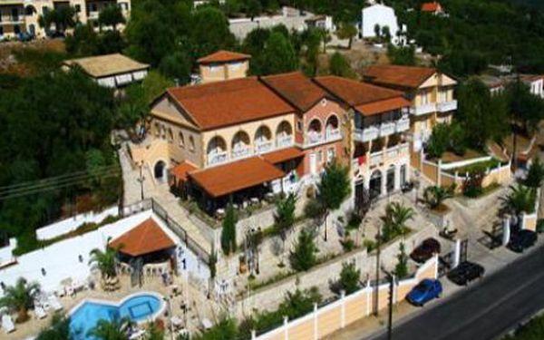 Řecko, oblast Korfu, letecky, polopenze, ubytování v 4* hotelu na 8 dní