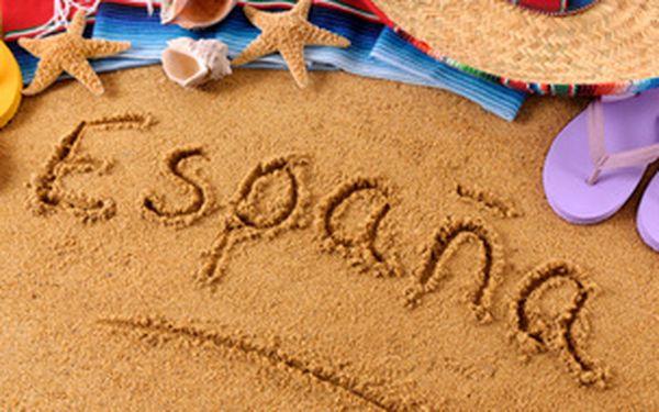 Trimestrální letní kurz španělštiny pro mírně pokročilé A2