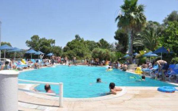 Turecko, oblast Bodrum, all Inclusive, ubytování v 3* hotelu na 8 dní