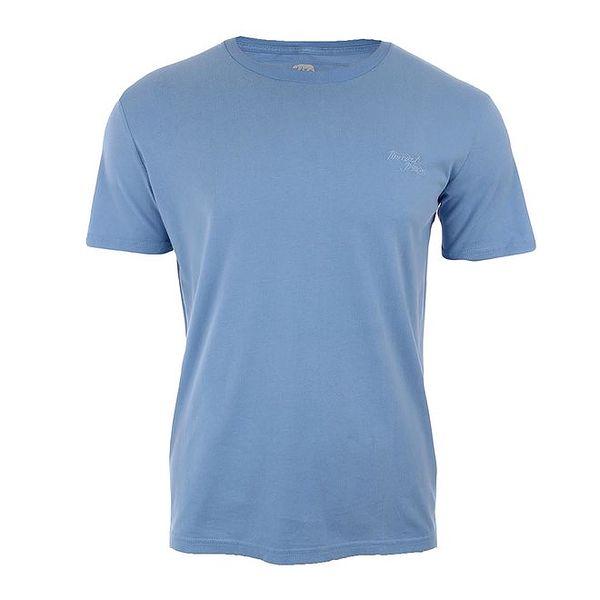 Pánské světle modré triko Timeout