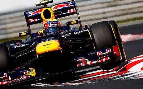 Zájezd na Formule 1 – Velká cena Maďarska