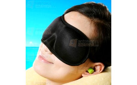 3D škraboška na spaní v různých barvách a poštovné ZDARMA! - 18711145