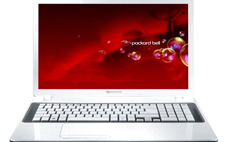 "Designový 17,3"" velký notebook Packard Bell Easynote LV44"