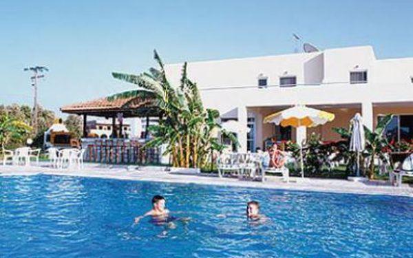 Řecko, oblast Kos, letecky, polopenze, ubytování v 3* hotelu na 8 dní